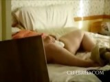 Spying my Chubby Mom masturbating mature mom masturbate amateur voyeur spy